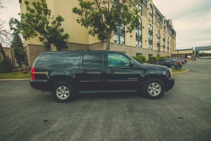 GMC Yukon XL toronto rental