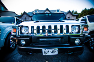 Hummer for Rent in Toronto