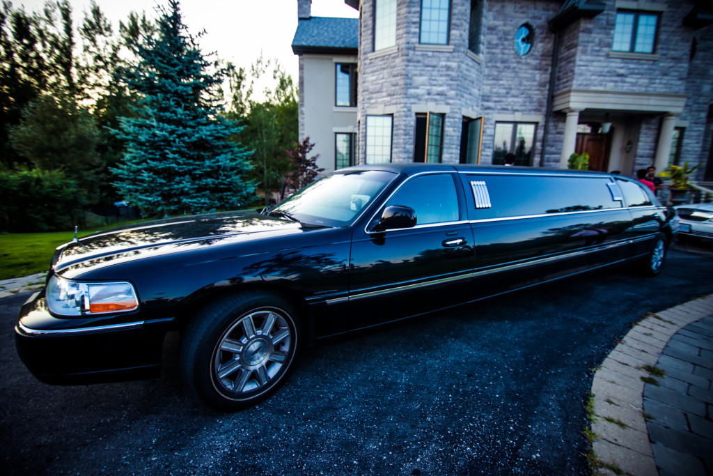 Limousine for Rent in Toronto
