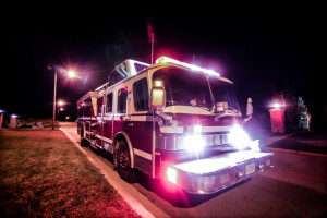 Fire Truck Rental in Toronto