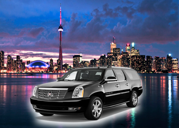 SUV Limos for Rent in Toronto